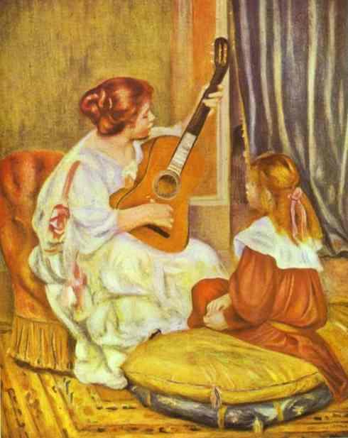 renoir128_Guitar Lesson.jpg
